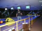 Poznaň Posir-Polsko: čtyřdráhový bowling-bezšňůrová technologie