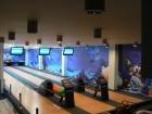 Sadská: třídráhový bowling MS KOMFORT